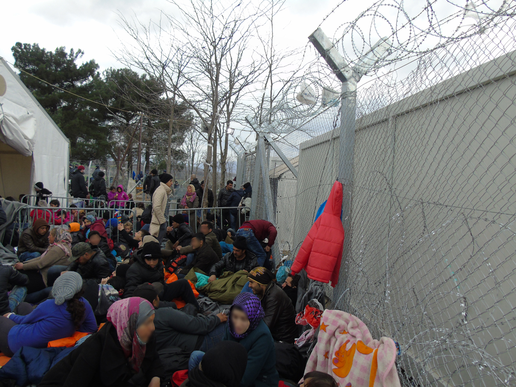 Eidomeni 7 March 2016